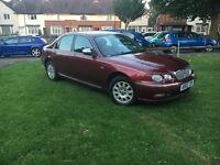 Rover 75 automatic full leather hpi clear bargin
