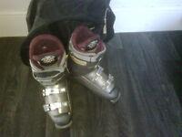 Ski boots x2 pairs