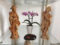 Resin Chinese statues collectibles