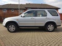 2003 53 Honda CRV** 2 Litre Petrol** SPARES OR REPAIR * CHEAP 4 x 4 AWD** Long MOT End OCT 18*