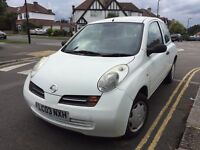 Nissan Micra- Very Good Value-Clean Condition-Runs Smoothly