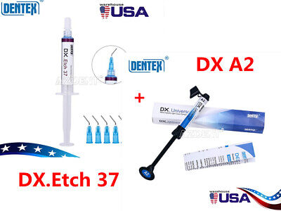 Dental Light Cure Adhesive Universal Composite Resin Shade A2 Acid Etching Sale
