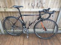 FOCUS CULEBRO ROAD BIKE AS NEW COST £900