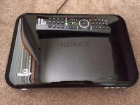humax freesat hdr 1000s / 1tb