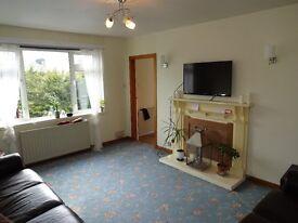 2/3 bedroom top floor flat in Bridge of Allan