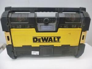 Dewalt Tough System Music Portable Work Radio - We Buy And Sell Stereo Equipment - 51326 - MH312404