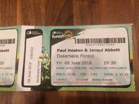 Paul Heaton & Jacqui Abbott Delamere forest