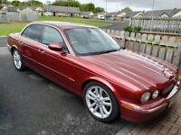 2005 Jaguar XJ 3.0 V6 SE XJ350 Auto Saloon Petrol 6 speed Automatic