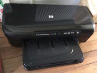HP Officejet 7000 wide format A3/A4 colour printer