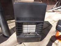Small Superser gas heater