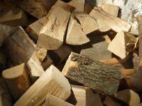 Firewood logs sold per trailer load