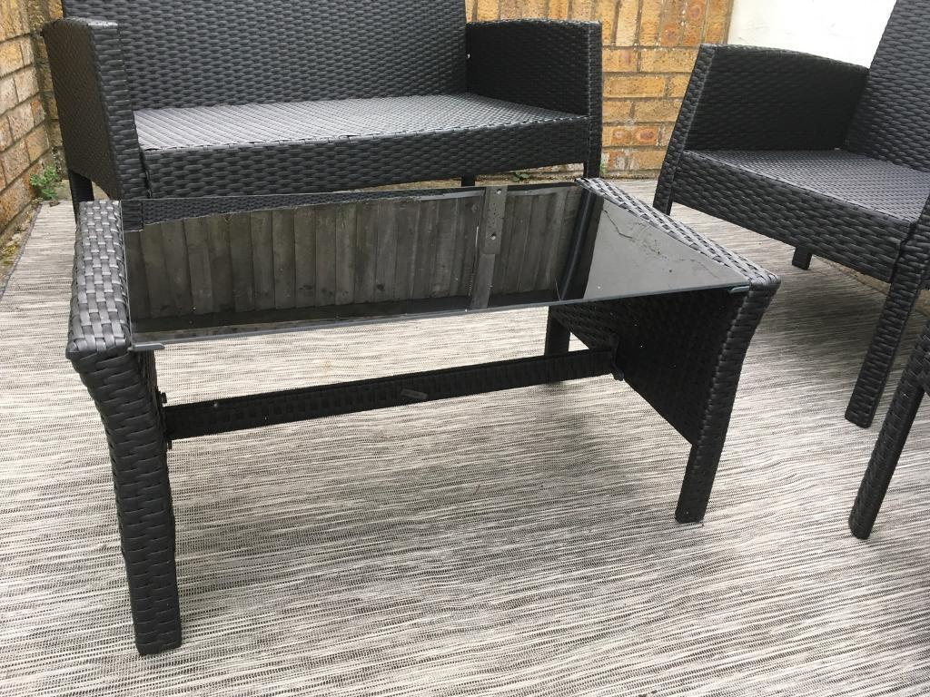 Outdoor coffee table redhill