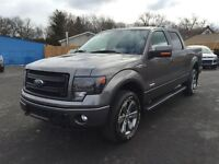 2014 Ford F-150 FX4 *Leather* 4X4 *Nav*  *Sun Roof*
