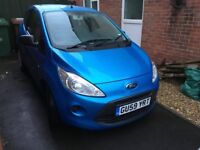 Ford KA Studio ! New Mot ! New Clutch at 68,000! Great Cheap First Car