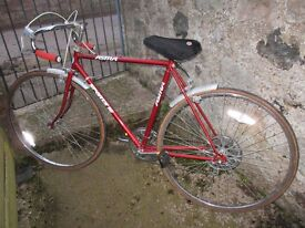 ASTRA Sports 10 - Gents Racing Style Bicycle - 6 Speed + Spare Wheel - Needs Tidying