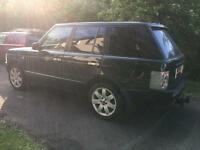 04 RANGE ROVER TD6 1 YEAR MOT STACKS OF HISTORY MAY SWAP MERCEDES BMW AUDI REPLICA VXR ST