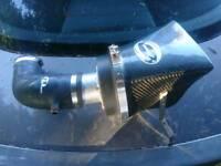 Simota carbon fibre Air filter induction kit for Honda civic type r/k20 ep3 fn2 NOT Tegiwa.