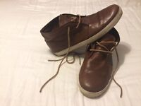 Frye leather shoes/boots
