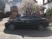 Vauxhall Astra convertible heated leather seats sat nav reverse camera 1.9cdti