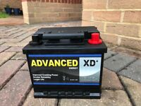 Car Battery (Nearly New)