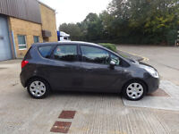 Vauxhall Meriva Exclusiv Ac CDTi Auto Diesel 0% FINANCE AVAILABLE