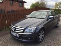 2008 57 Mercedes-Benz C220 CDI Auto 180k **NEW SHAPE** not a4 dsg 320d 525d e220 e320 tdi 1.9