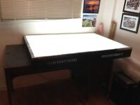 Light Table, very large