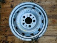 """Ldv maxus 16"""" steel wheels"""