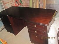 Rossmore Office Table or Desk and chair
