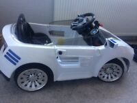 Child's sports car