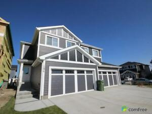 $415,000 - Semi-detached for sale in Leduc