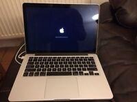"""apple macbook pro 13"""" 2013 intel core i5 processor, cheap quick sale, **can post*"""