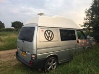 Vw t4 ready to go