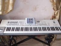 KORG PA2X Excellent Condition, Afghan and Iranian sets