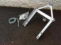 Outdoor aerial bracket- new