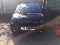 Audi A2 Black