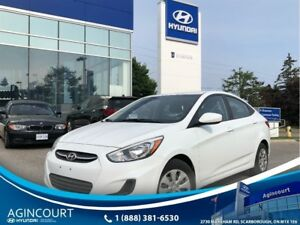 2016 Hyundai Accent LE|REMOTE START|OFF LEASE|29140KMS