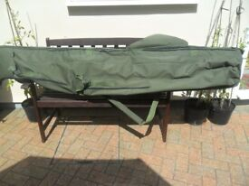 rod bag for six rods