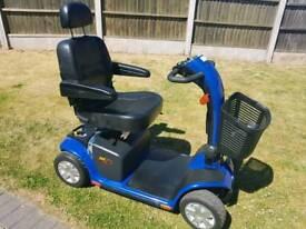 Pride colt plus mobility scooter 4mph
