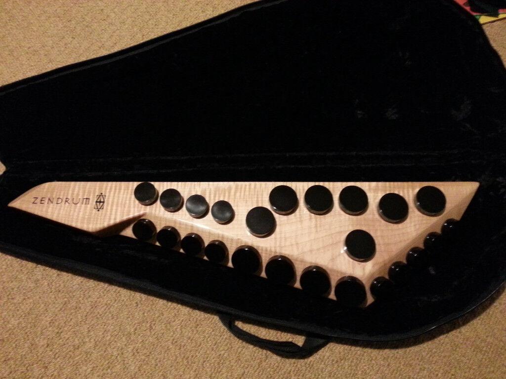 Zendrum ZX v4 with wireless MIDI.