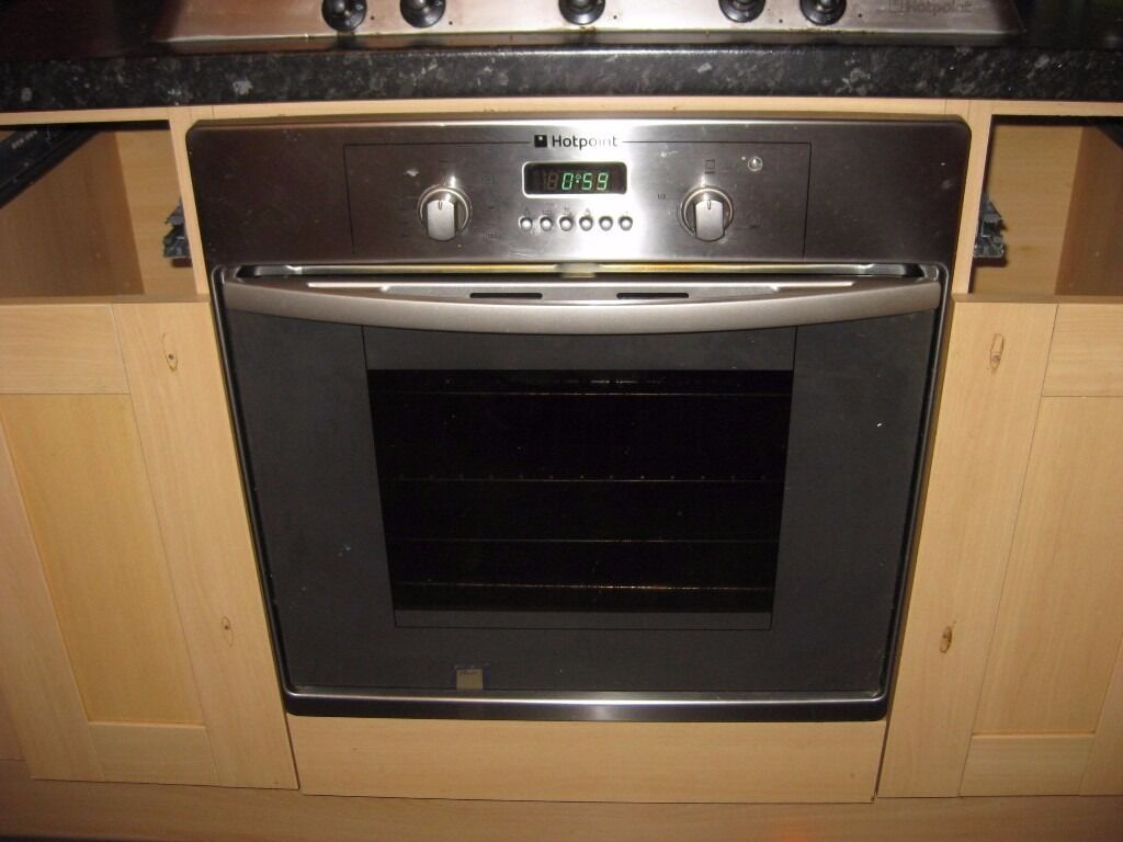 Hotpoint Intergrated Electric Fan Oven Model SY36 | in ...