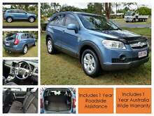 2008 Holden Captiva Turbo Diesel Automatic Wagon - Finance Avail* Westcourt Cairns City Preview