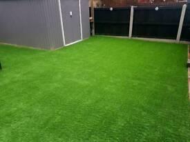 Artifical grass 4x3.3m