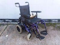 Sunrise Medical Quickie Salsa Powered Wheelchair