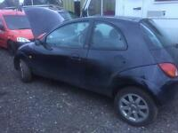 Ford ka breaking 2005