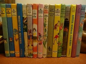 Children's Enid Blyton Story Book's Dating from 1950 - 1971 Bundle