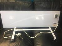 Mylek 1500W electric panel heater