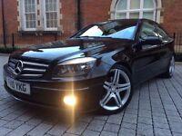 2010 Mercedes-Benz CLC Class 2.1 CLC220 CDI Sport AMG 2dr ++ 1 PRV KEEPER ++ not c180 c200 c250 cdi