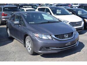 2015 Honda Civic LX A/C