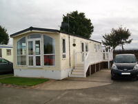 "2008 Model Cosalt Balmoral 40'x12'6"", 2 Bedroom Caravan, Sleeps 4. Full DG and CH"